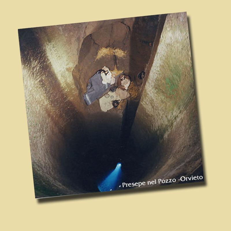 Natività nel Pozzo della Cava