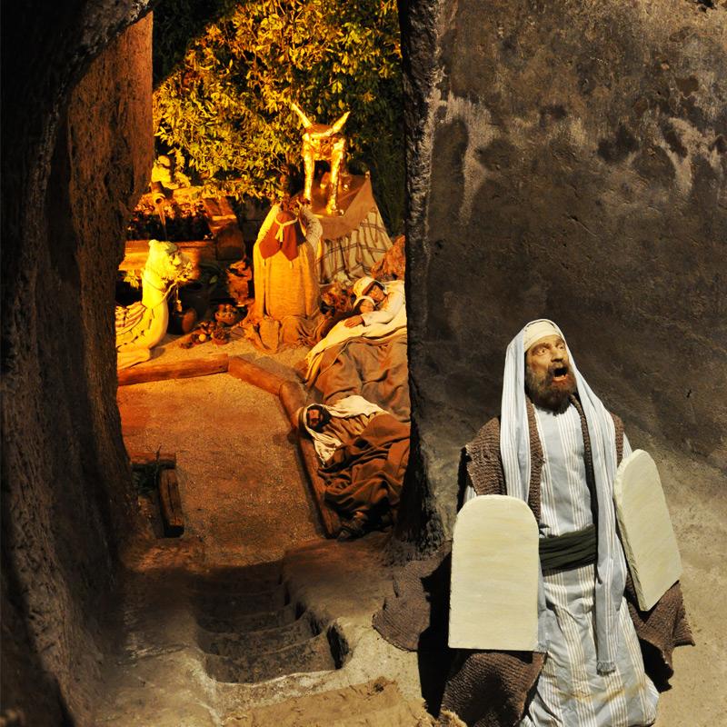 Mosè e il suo popolo