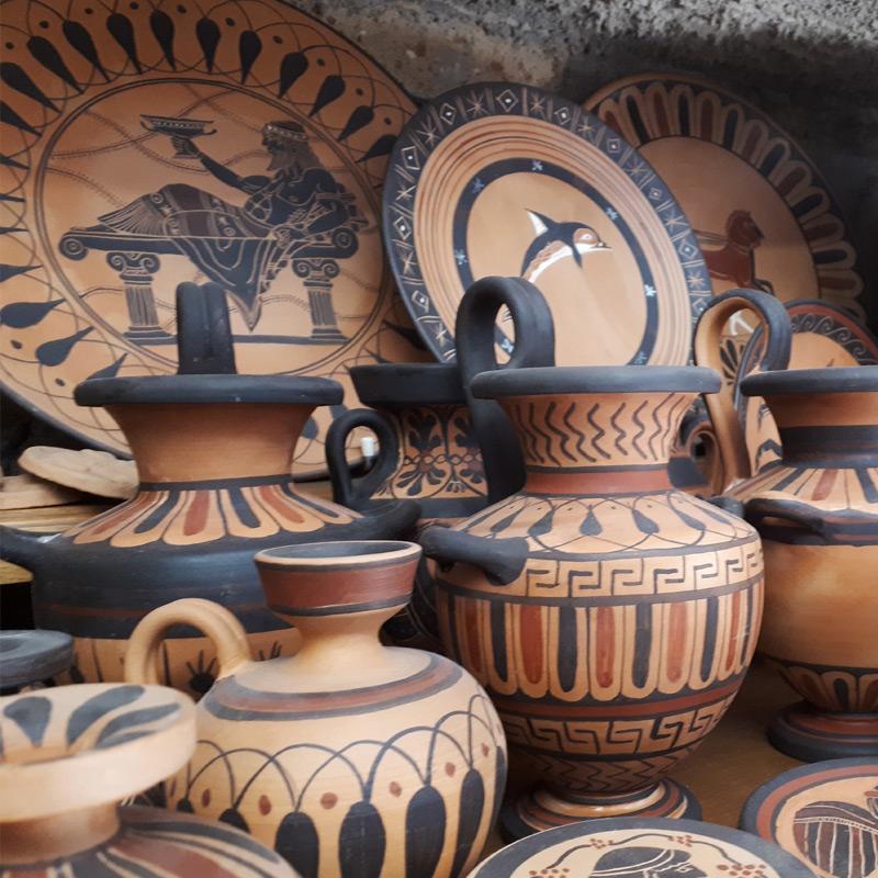 etrusco 'a figure'