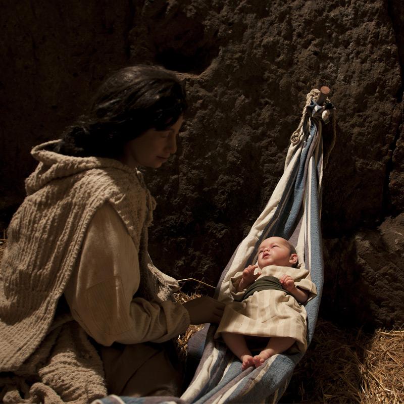 Maria e Gesù