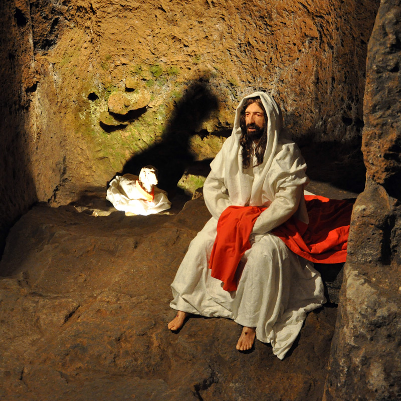 the Risen One in the Joseph's dream