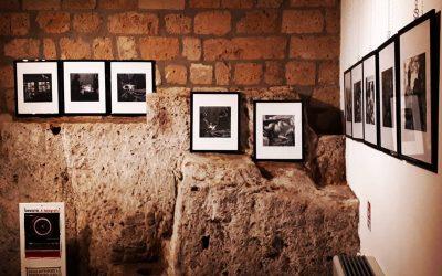 Roberto Colacioppo in mostra al Pozzo della Cava