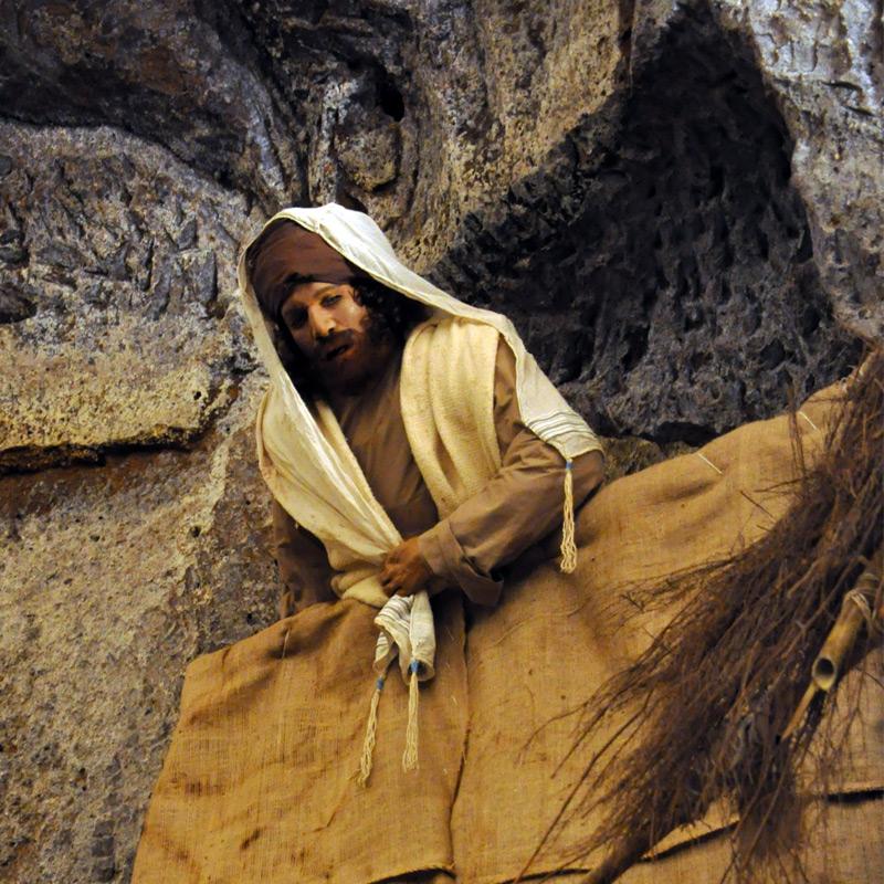 il primo testimone della Natività