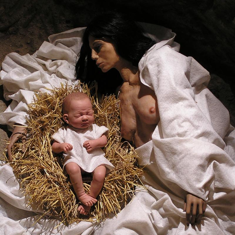 Maria e il piccolo Re dei Giudei