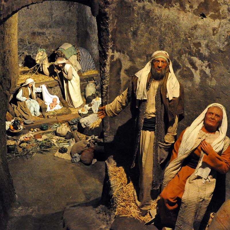 la Natività a Betlemme