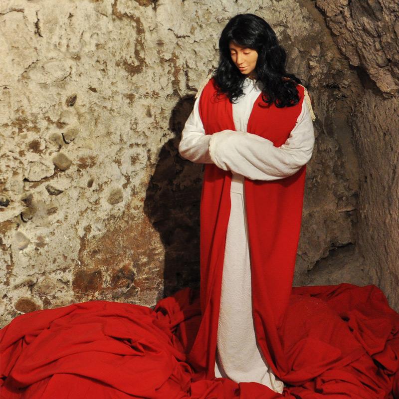 Miriam abbandona il Tempio