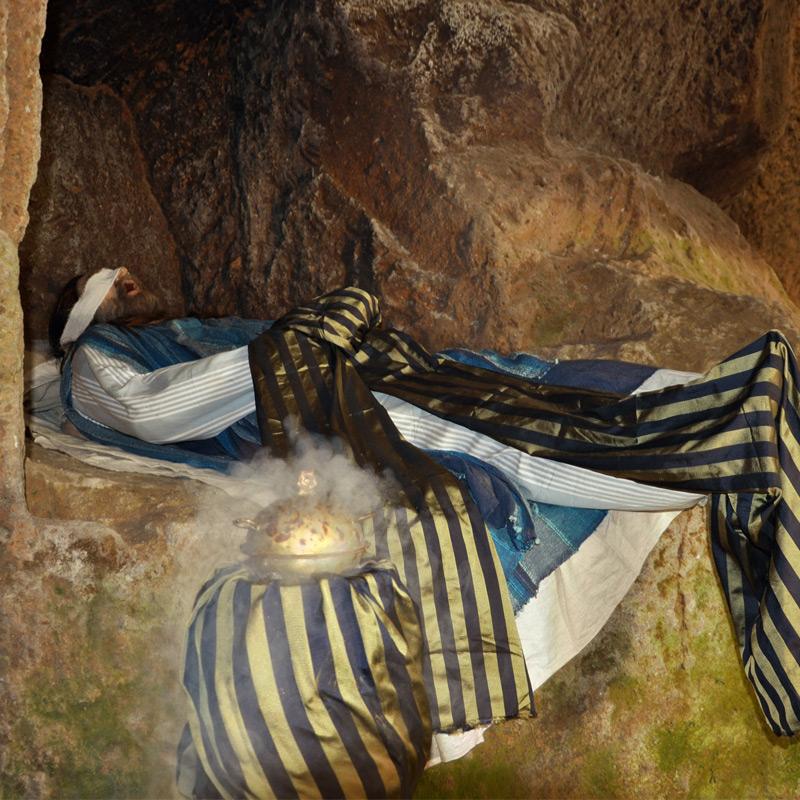 morte di Giuseppe