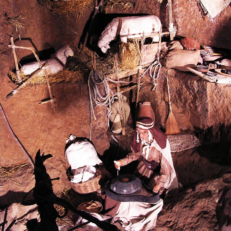 la grotta dei pastori