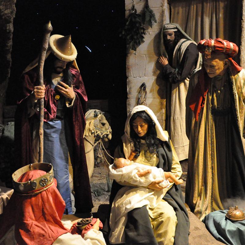 i Magi a Nazareth