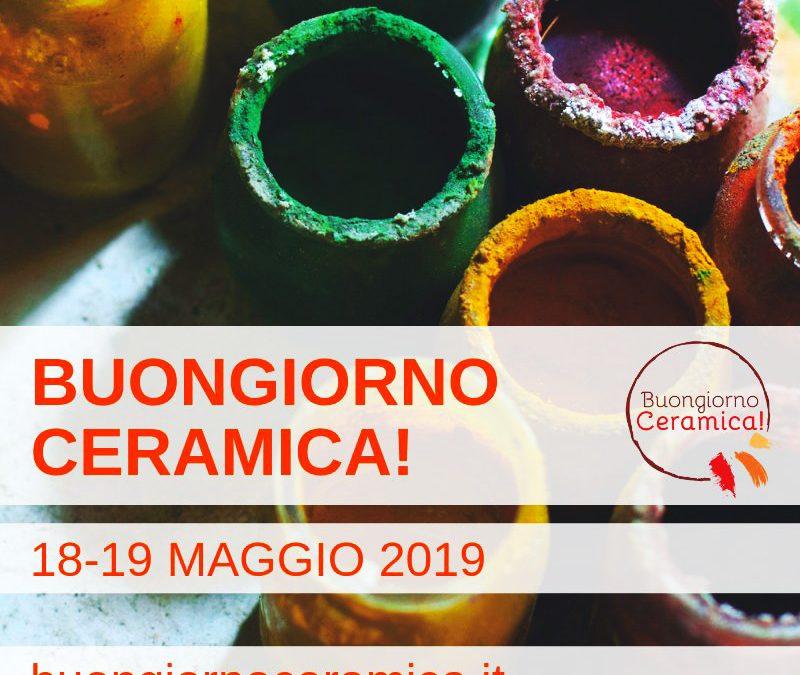 Il Pozzo della Cava per Buongiorno Ceramica 2019