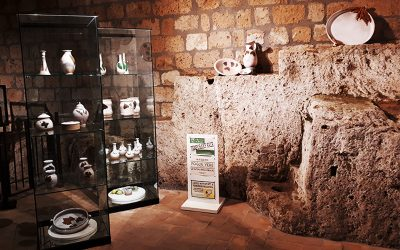 La ceramica incontra la Natura
