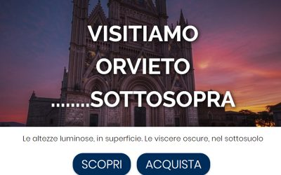 Nasce OrvietoBooking, la nuova piattaforma di  ticketing on-line