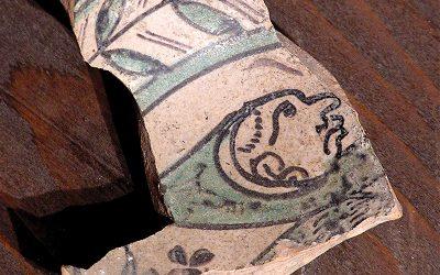 Scoperte al Pozzo della Cava le formule del «verde ramina» e della «cristallina» del Medioevo
